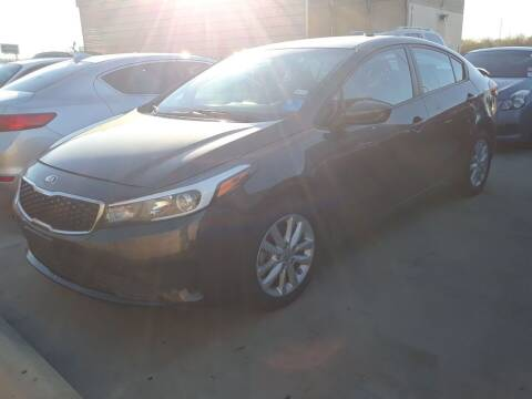 2017 Kia Forte for sale at Auto Haus Imports in Grand Prairie TX