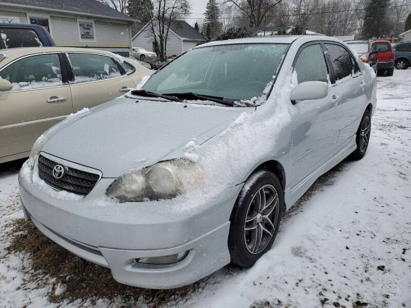 2007 Toyota Corolla for sale at Affordable Auto Sales in Toledo OH