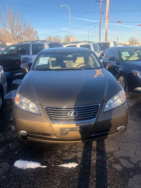 2007 Lexus ES 350 for sale at Martinez Cars, Inc. in Lakewood CO