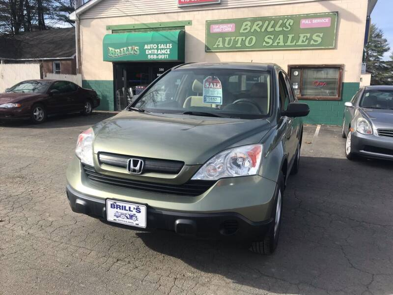 2009 Honda CR-V for sale at Brill's Auto Sales in Westfield MA