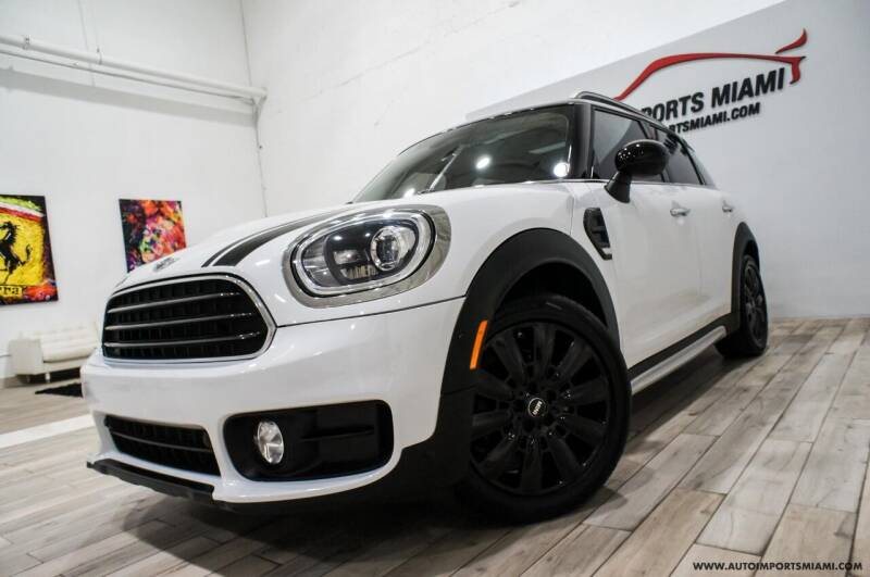2017 MINI Countryman for sale at AUTO IMPORTS MIAMI in Fort Lauderdale FL