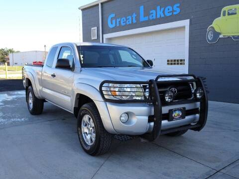 2007 Toyota Tacoma for sale at Great Lakes Classic Cars & Detail Shop in Hilton NY