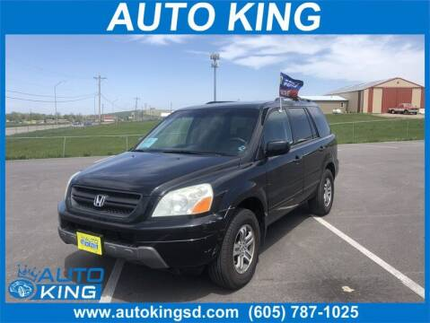 2005 Honda Pilot for sale at Auto King in Rapid City SD