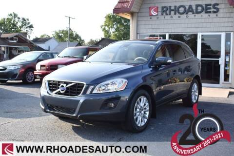 2010 Volvo XC60 for sale at Rhoades Automotive Inc. in Columbia City IN