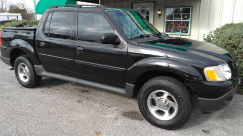 2004 Ford Explorer Sport Trac for sale at Haigler Motors Inc in Tyler TX