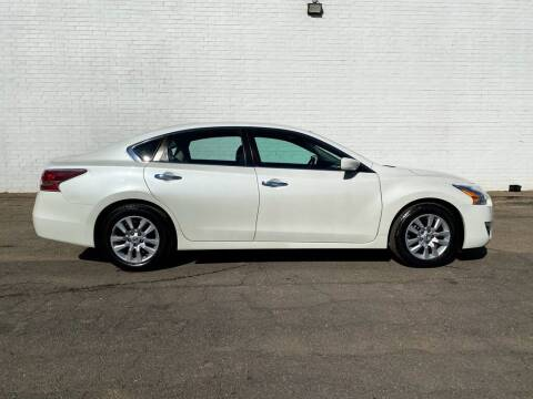 2015 Nissan Altima for sale at Smart Chevrolet in Madison NC