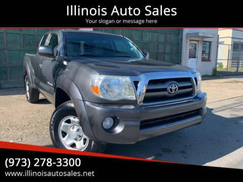 2010 Toyota Tacoma for sale at Illinois Auto Sales in Paterson NJ
