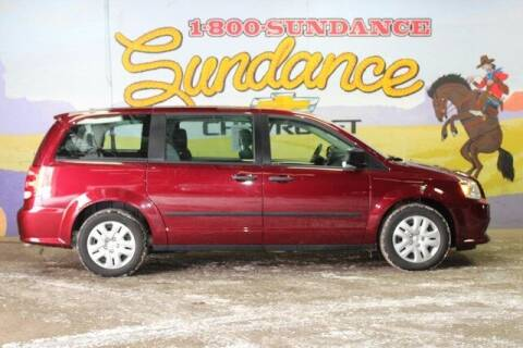 2017 Dodge Grand Caravan for sale at Sundance Chevrolet in Grand Ledge MI