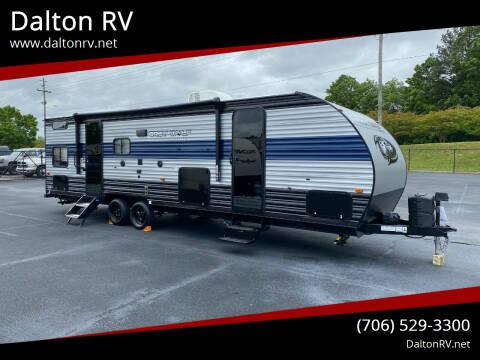 2022 Forest River Grey Wolf 27DBH for sale at Dalton RV in Dalton GA