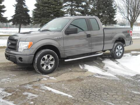 2013 Ford F-150 for sale at Hern Motors in Hubbard OH