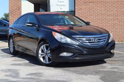 2013 Hyundai Sonata for sale at Hobart Auto Sales in Hobart IN