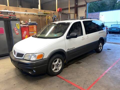 2001 Pontiac Montana for sale at East Coast Motor Sports in West Warwick RI