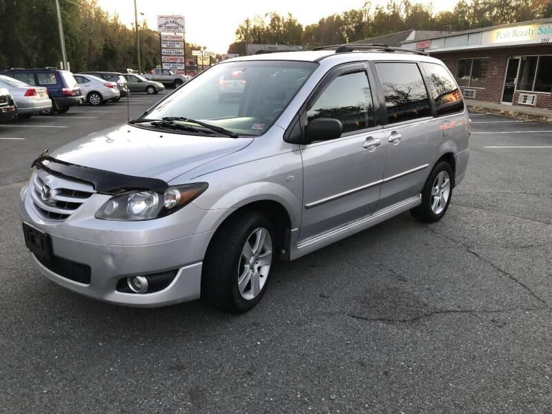 2004 Mazda MPV for sale at REGIONAL AUTO CENTER in Stafford VA