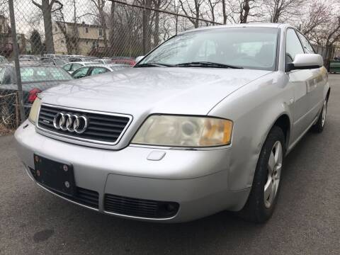 2001 Audi A6 for sale at MAGIC AUTO SALES in Little Ferry NJ