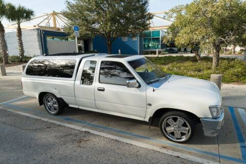 1994 Toyota Pickup for sale at American Classic Car Sales in Sarasota FL
