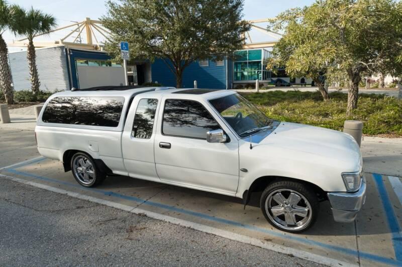 1994 Toyota Pickup for sale at American Classic Car Sales in Sarasota FL