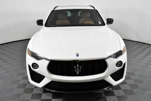 2021 Maserati Levante for sale at Southern Auto Solutions-Jim Ellis Maserati in Marietta GA