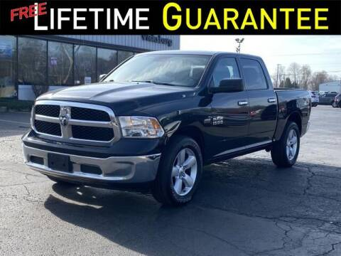 2016 RAM Ram Pickup 1500 for sale at Vicksburg Chrysler Dodge Jeep Ram in Vicksburg MI