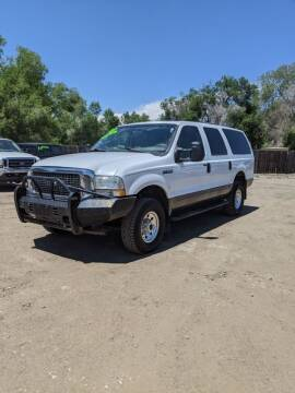 2003 Ford Excursion for sale at HORSEPOWER AUTO BROKERS in Fort Collins CO