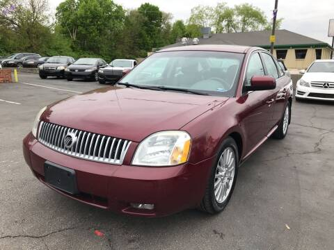 2006 Mercury Montego for sale at Auto Choice in Belton MO