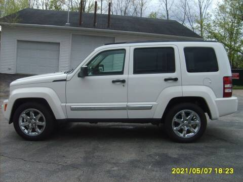 2010 Jeep Liberty for sale at Northport Motors LLC in New London WI