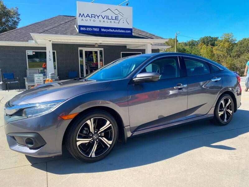 2016 Honda Civic for sale at Maryville Auto Sales in Maryville TN