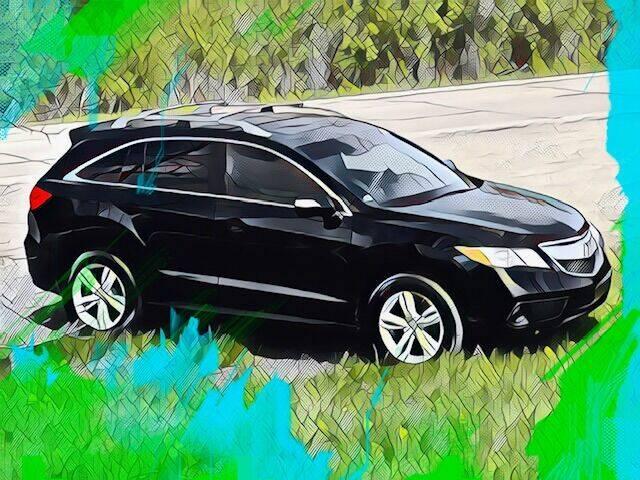 2013 Acura RDX for sale at Del Sol Auto Mart in Des Plaines IL