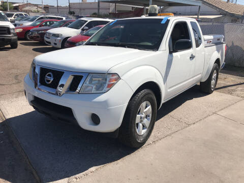2013 Nissan Frontier for sale at Town and Country Motors in Mesa AZ