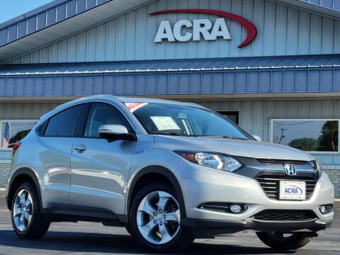 2016 Honda HR-V for sale at BuyRight Auto in Greensburg IN