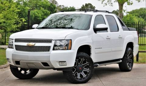 2011 Chevrolet Avalanche for sale at Texas Auto Corporation in Houston TX