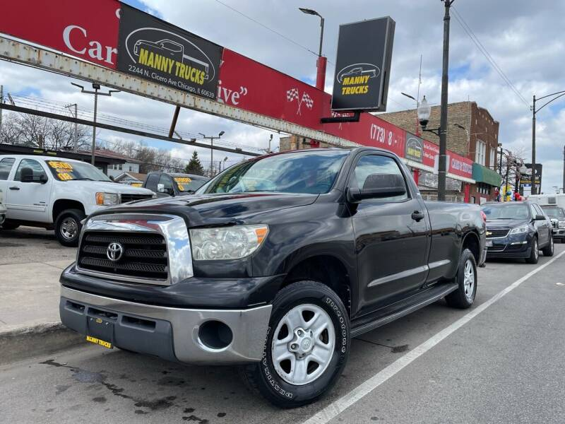 2007 Toyota Tundra for sale at Manny Trucks in Chicago IL