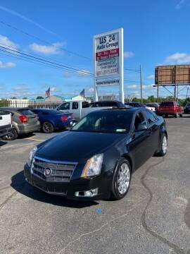 2009 Cadillac CTS for sale at US 24 Auto Group in Redford MI
