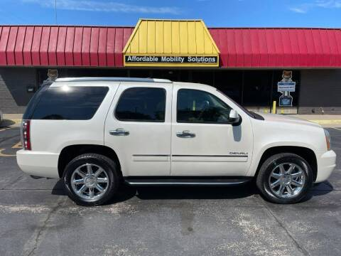 2013 GMC Yukon for sale at Affordable Mobility Solutions, LLC - Standard Vehicles in Wichita KS