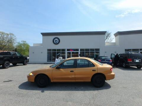 2002 Chevrolet Cavalier for sale at Moke America of Virginia Beach in Virginia Beach VA