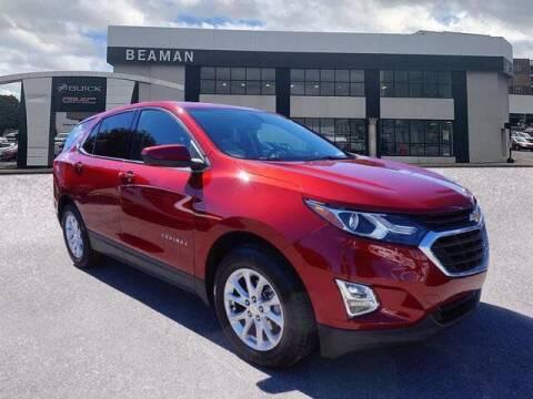 2019 Chevrolet Equinox for sale at BEAMAN TOYOTA - Beaman Buick GMC in Nashville TN