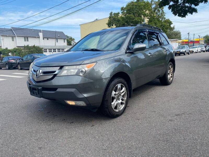 2007 Acura MDX for sale at Kapos Auto, Inc. in Ridgewood, Queens NY