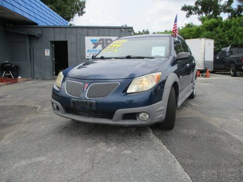 2005 Pontiac Vibe for sale at AUTO BROKERS OF ORLANDO in Orlando FL