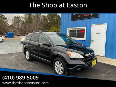 2008 Honda CR-V for sale at The Shop at Easton in Easton MD