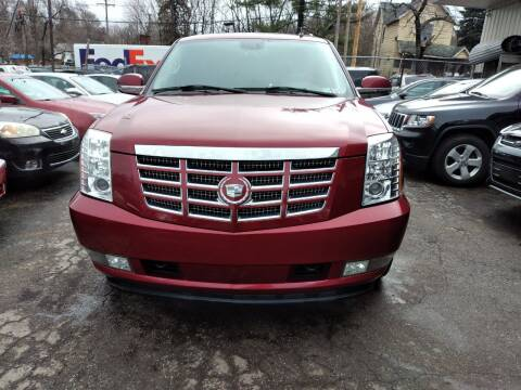 2008 Cadillac Escalade for sale at Six Brothers Auto Sales in Youngstown OH