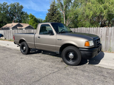 2005 Ford Ranger for sale at Ace Auto Sales in Boise ID