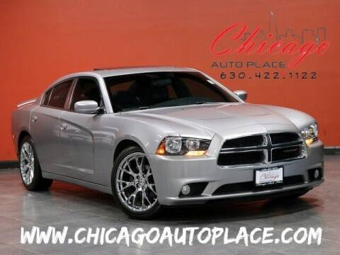 2013 Dodge Charger for sale at Chicago Auto Place in Bensenville IL