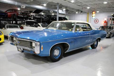 1969 Chevrolet Impala for sale at Great Lakes Classic Cars in Hilton NY