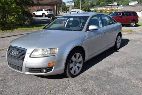 2006 Audi A6 for sale at Gamble Motor Co in La Follette TN