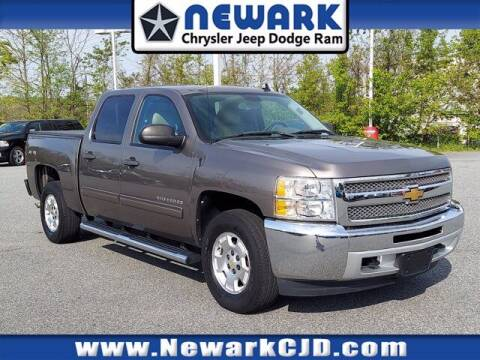 2012 Chevrolet Silverado 1500 for sale at NEWARK CHRYSLER JEEP DODGE in Newark DE