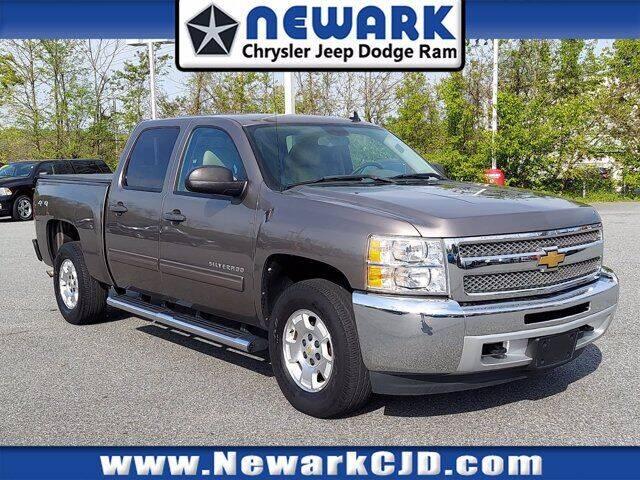 2012 Chevrolet Silverado 1500 for sale at NEWARK CHRYSLER JEEP DODGE in Newark DE
