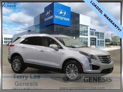 2018 Cadillac XT5 for sale at Terry Lee Hyundai in Noblesville IN