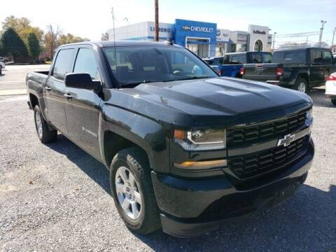 2018 Chevrolet Silverado 1500 for sale at LeMond's Chevrolet Chrysler in Fairfield IL