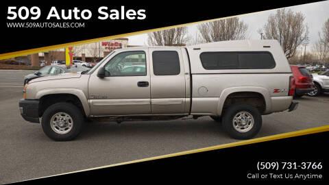 2003 Chevrolet Silverado 2500HD for sale at 509 Auto Sales in Kennewick WA