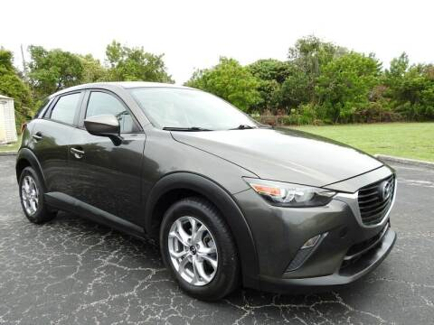 2016 Mazda CX-3 for sale at SUPER DEAL MOTORS 441 in Hollywood FL