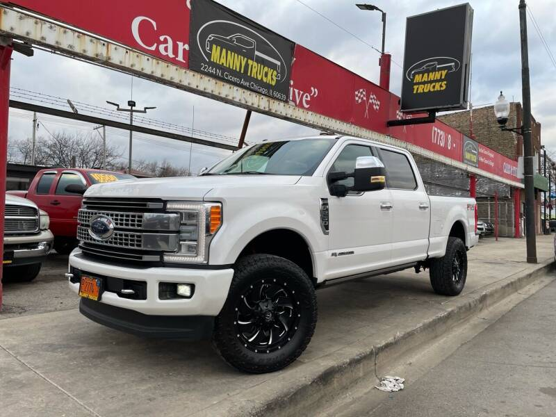 2017 Ford F-250 Super Duty for sale at Manny Trucks in Chicago IL